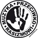logo ''MPR'', biale sm